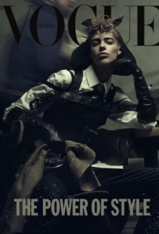Lexi Boling Is Back on Vogue Italia's Cover, Her Fifth in Under a Year! (Forum Buzz)