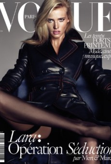 Vogue Paris Produces Three Provocative Covers for March (Forum Buzz)