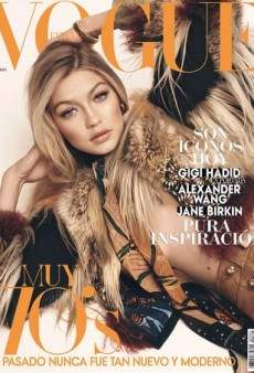 Gigi Hadid Gets Her First Solo Vogue Cover with Vogue Spain's March Issue (Forum Buzz)