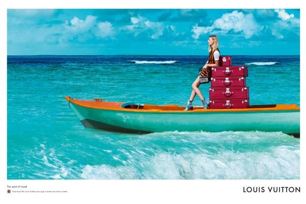 Ad Campaign Louis Vuitton Travel Spring 2015 Patrick Demarchelier