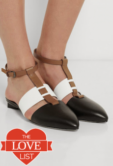 Pointy Flats: The Love List