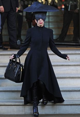 Lady-Gaga-Black-AlexanderMcQueenCoat-portraitcropped