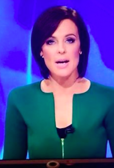 Meet Other Presenters Who Rocked the Penis Jacket Like Natarsha Belling