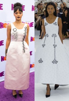 Runway to Real Life: Shailene Woodley in Ralph Lauren, Rihanna in Christian Dior Couture and More (Forum Buzz)