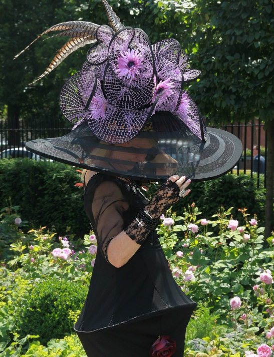 2014 Royal Ascot - Atmosphere and Celebrity Sightings - Day 5