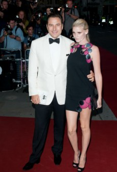 Lara Stone and David Walliams Reportedly Split