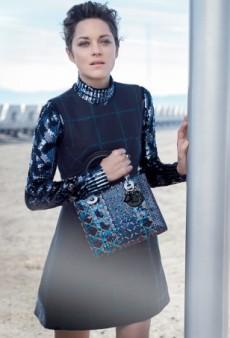 Marion Cotillard Returns for Another Christian Dior Handbag Campaign (Forum Buzz)