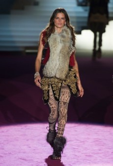 Dsquared2 Fall 2015 Runway