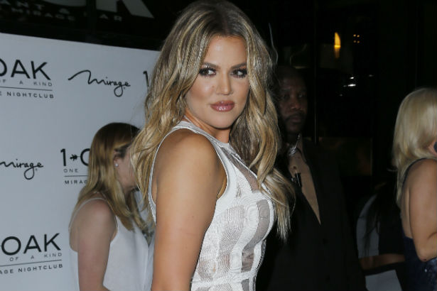 Khloe Kardashian Makeup