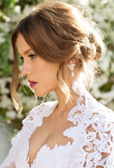 Your Spring Wedding Hair Inspiration Guide Is Here