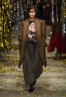 Vivienne Westwood Fall 2015 Runway