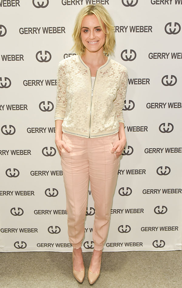 Taylor Swift At The Gerry Weber