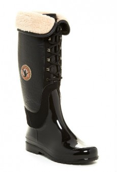 Spring Is Here: 5 Black Rain Boots to Help You Weather the Storm