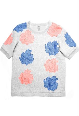 Tristan Lace Sweater