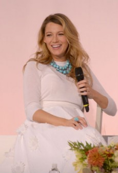 Blake Lively Says She Rubs Truffles on Her Nipples to Feed Baby James
