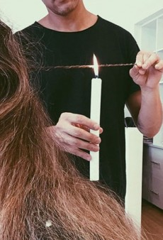The Hot New Way to Get Rid of Split Ends Without Sacrificing Length