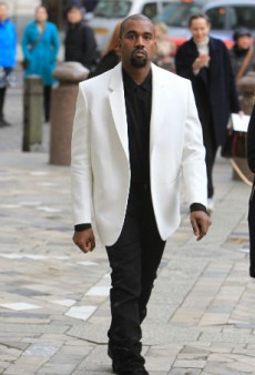 Kanye West Doesn't Care if You Think His Clothes Are Derivative