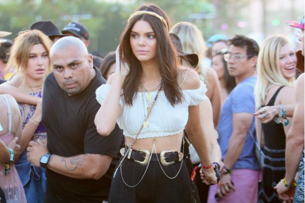 Kendall Jenner Coachella