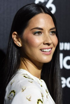 Get the Look: Olivia Munn's Sleek, Straight Hair and Bronzed Makeup