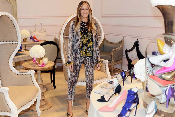 Sarah Jessica Parker Opens SJP Pop-Up in Vegas
