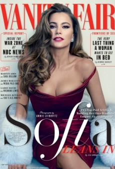 Sofia Vergara Goes Glam for Vanity Fair's 'Fabulous' May Cover (Forum Buzz)