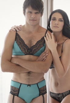 Get It Quick: Men's Lingerie Is All the Rage Right Now