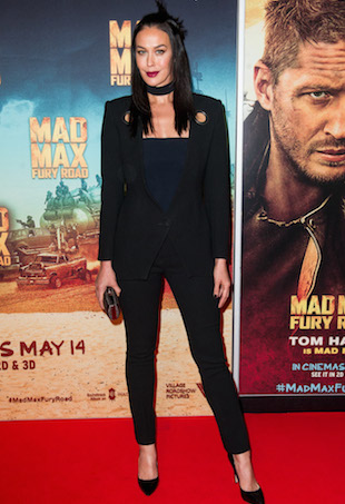 Megan Gale Sydney Premiere of Mad Max: Fury Road