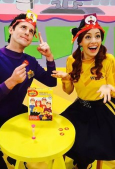 Two Wiggles Just Got Engaged to Each Other
