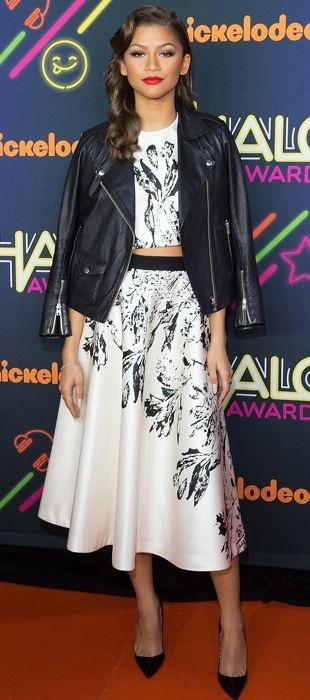 Zendaya Coleman in Nha Khanh at 2014 HALO Awards