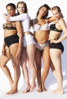 ALDA Models Sends Out Empowering Body Image Message for Icelandic Glamour