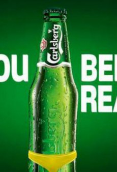 Carlsberg and Swimsuits for All Release Perfect Responses to Protein World 'Beach Body' Ads