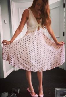 Blake Lively Designed a Dress for Preserve