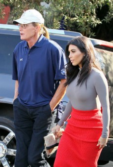 Kim Kardashian Says Bruce Jenner Is 'Really Beautiful' as a Woman