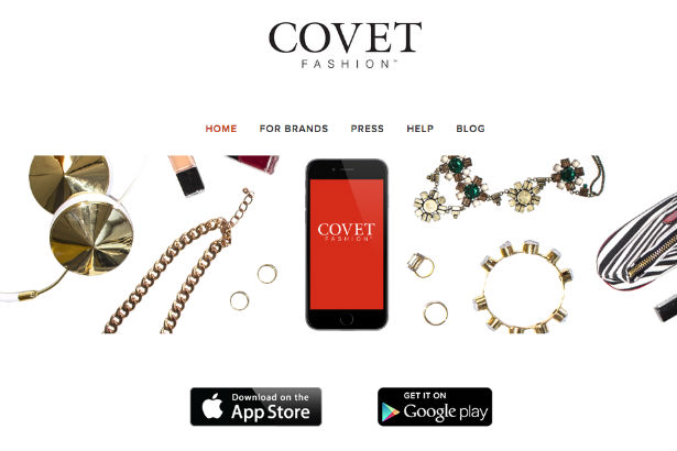 covet fashion cfda