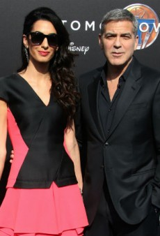 George and Amal Clooney Are Moving to the UK