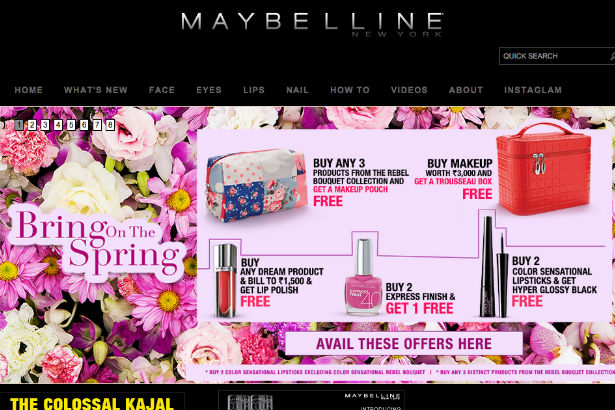 Maybelline India
