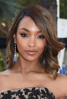 Jourdan Dunn Reminds Us that Glamorous Hair and Makeup Are Timeless