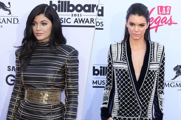 Kendall Jenner Kylie Jenner Billboard Music Awards