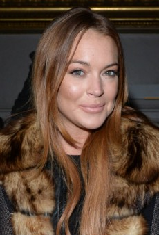 Lindsay Lohan Was Either Really Early or Really Late to Community Service