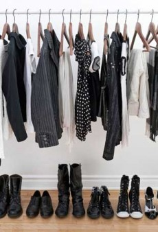 Less Is More: How to Build a Chic Minimalist Wardrobe in 4 Steps