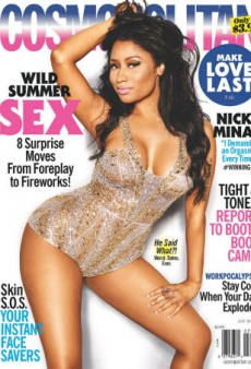 Link Buzz: Nicki Minaj Is Demanding in Bed, Ex Gucci Bosses Are Getting Hitched