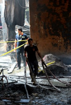 72 Dead in Philippine Factory Fire