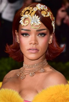 Rihanna's Met Gala Beauty Look Was a Standout
