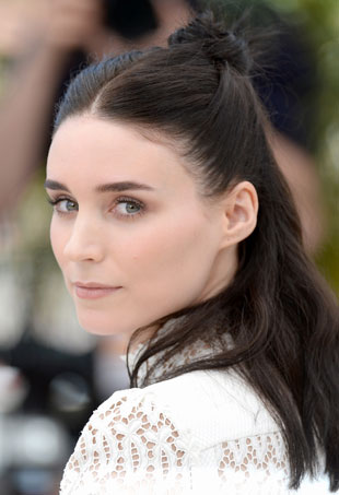 rooney-mara-cannes-updo1