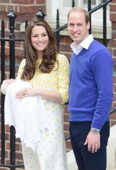 Royal Baby #2 Arrives, Kensington Palace Reaveals Her Name