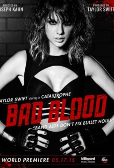 Peep Taylor Swift's Star-Studded Cast for Her 'Bad Blood' Music Video