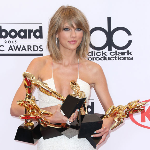 Taylor Swift Billboard Music Awards 2015