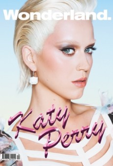 Katy Perry Channels Madonna on Wonderland's Summer 2015 Cover (Forum Buzz)