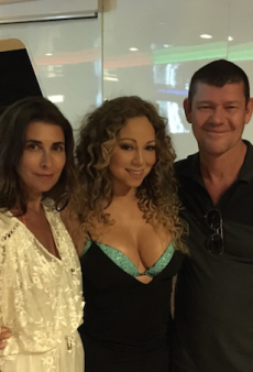 Jodhi Meares Shows Support for James Packer and Mariah Carey's New Relationship