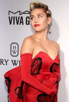 Models and Miley Cyrus Make up Most of the Guest List at the 2015 amfAR The Inspiration Gala New York